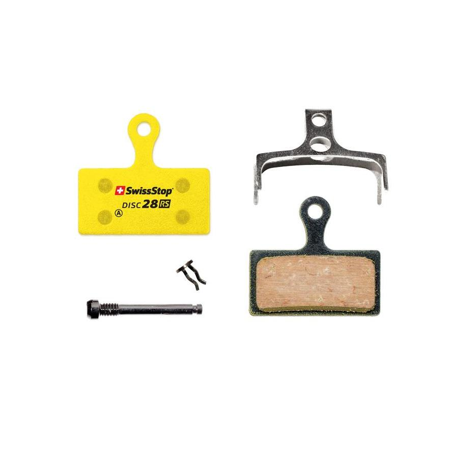 002_RS DISC BRAKE PADS