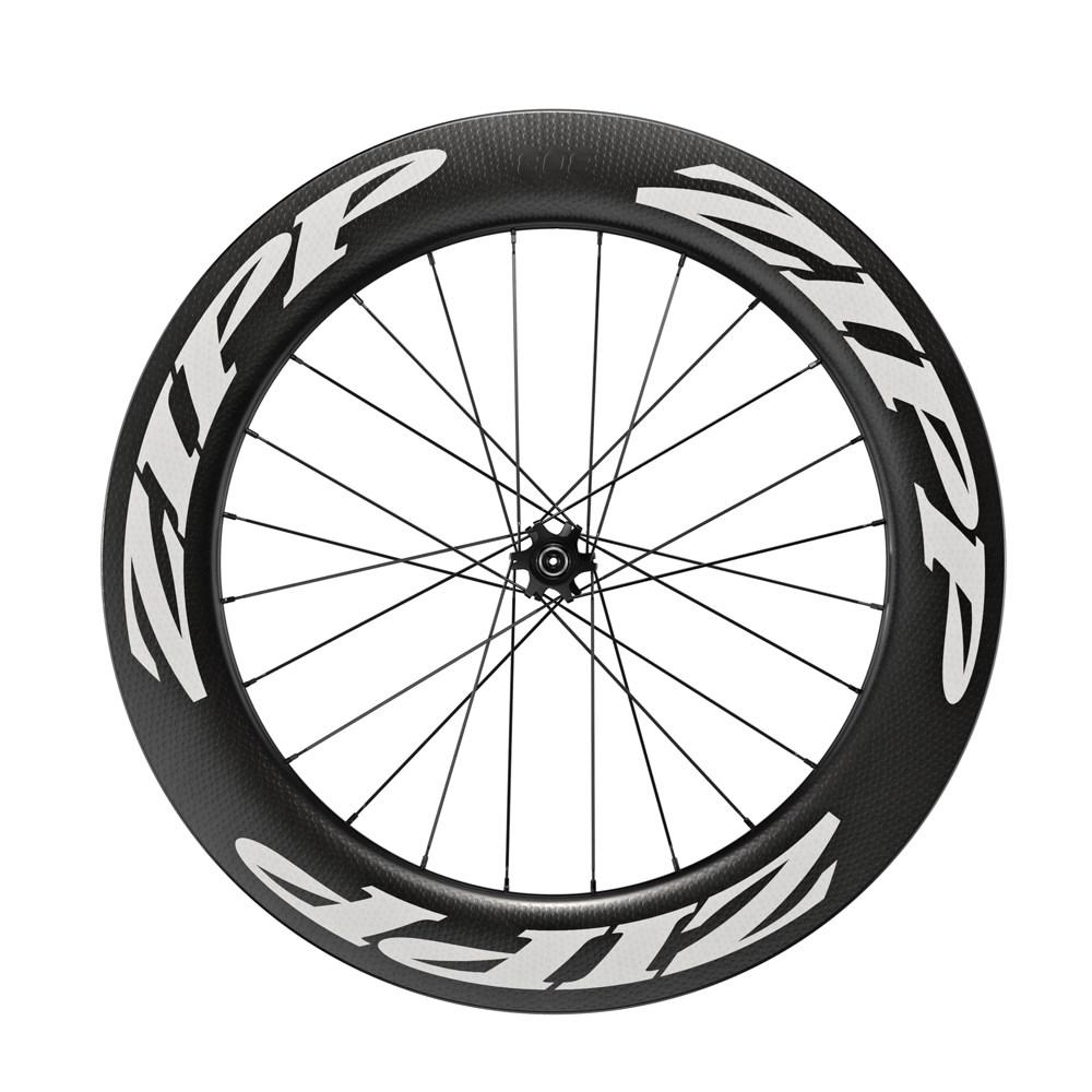 ZIPP WHEEL 808 CCL DB TL V1 FRONT BLACK