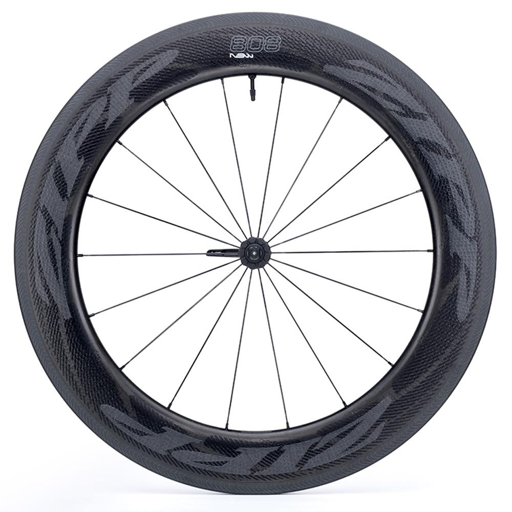 ZIPP WHEEL 808 NSW CARBON CLINCHER TUBELESS RB FRONT CPG