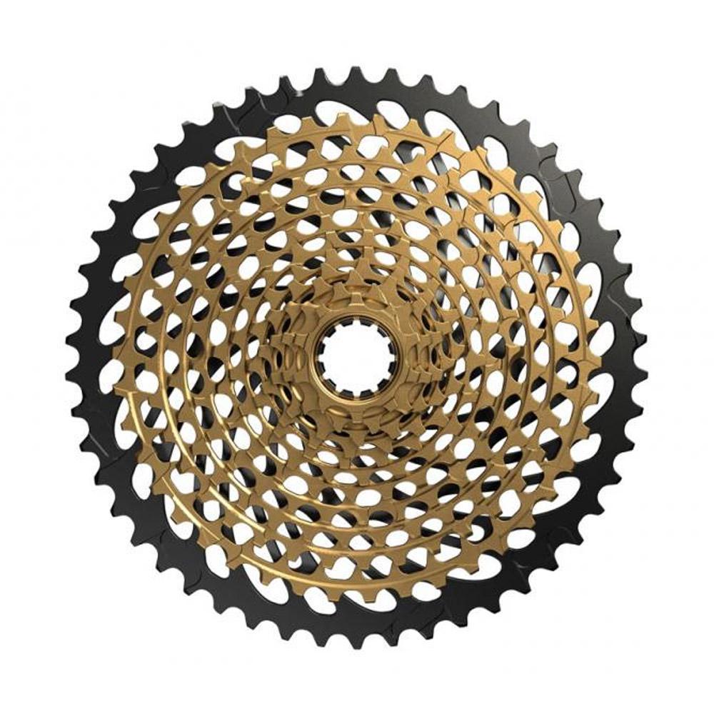 SRAM CASSETTE 12SPD XG-1299 10-50T GOLD