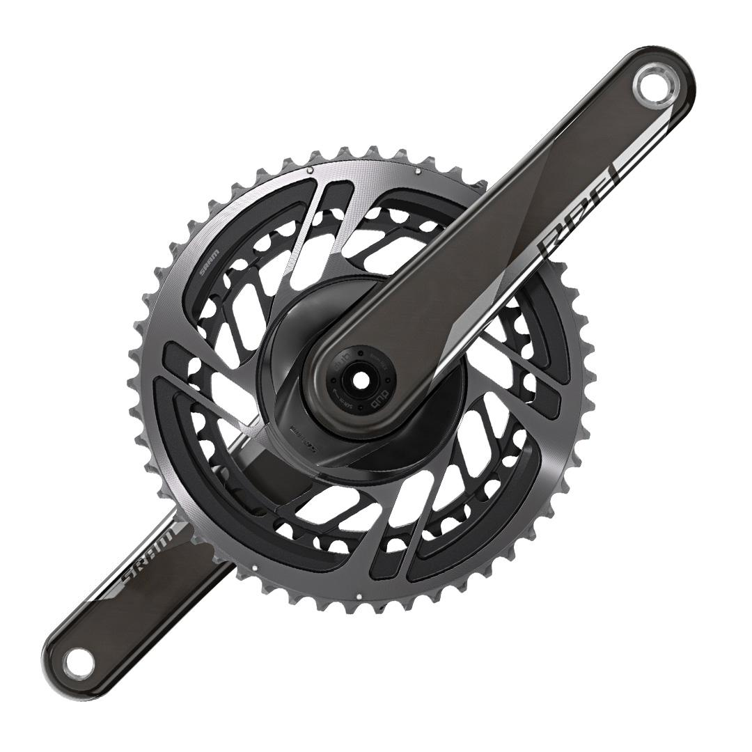 SRAM CRANKS RED AXS DUB 46-33T