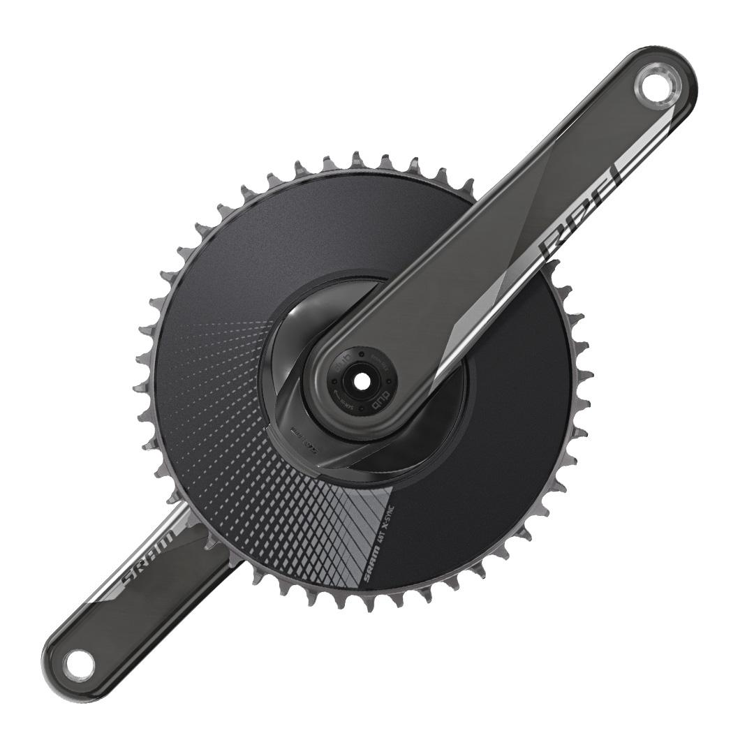 SRAM CRANKS RED 1 AXS DUB AERO 50T