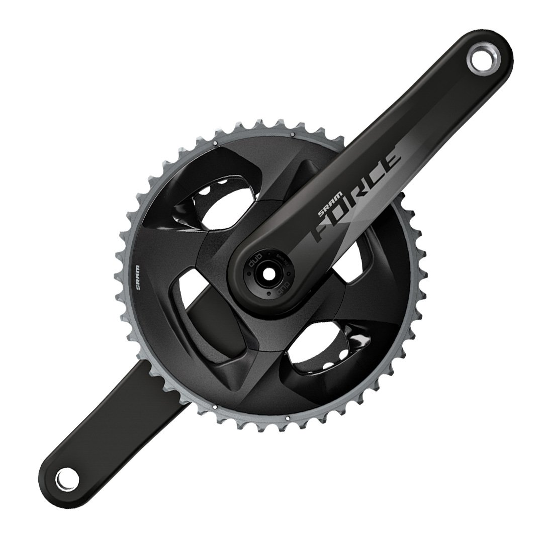 SRAM CRANKS FORCE AXS 24MM 48-35T