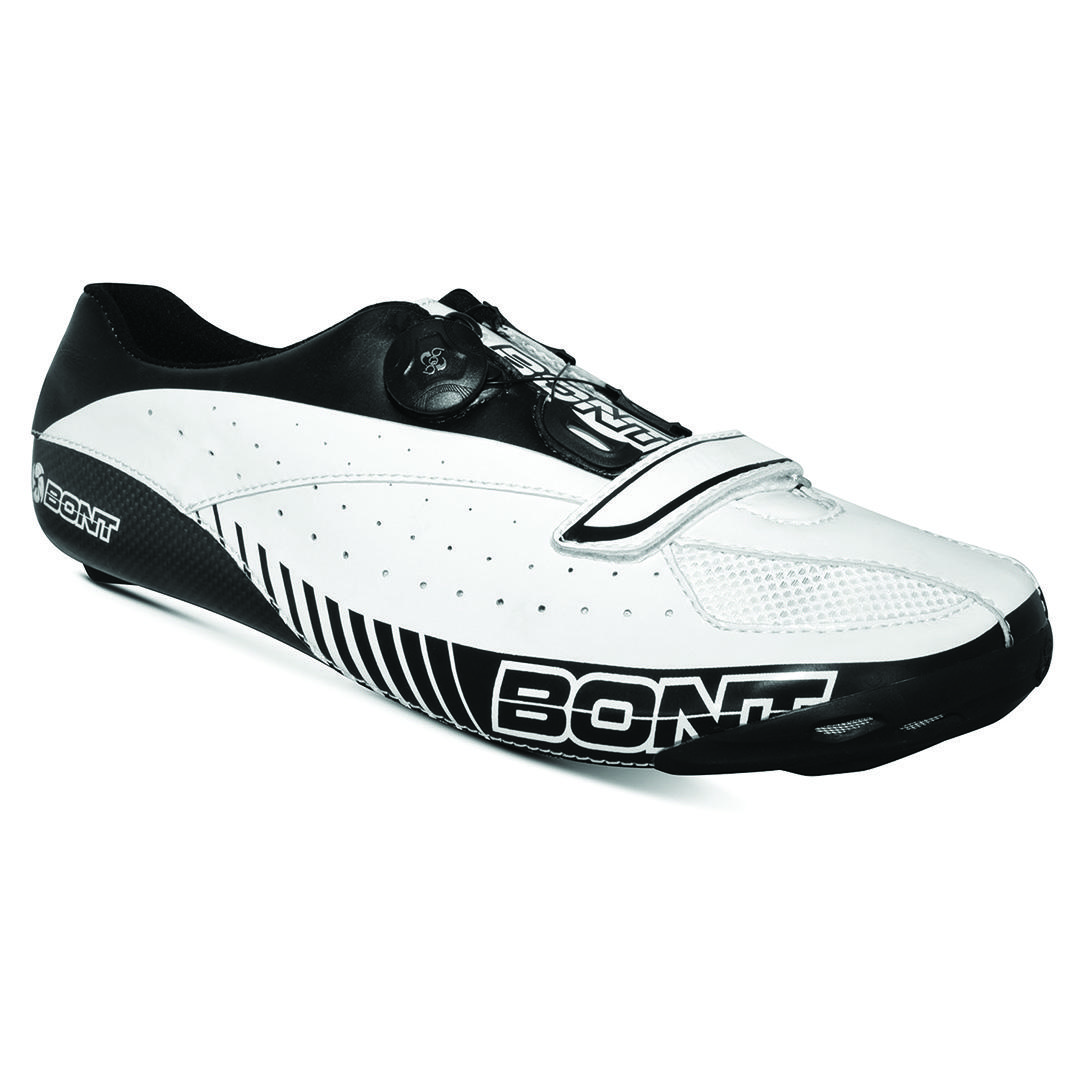 BONT BLITZ SHINY WHITE / BLACK