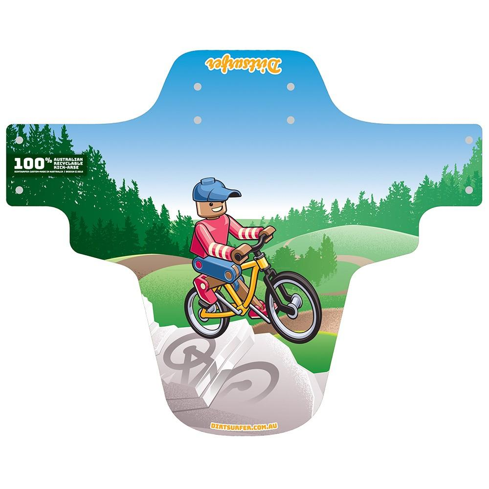 DIRTSURFER MUDGUARD - TOY RIDER