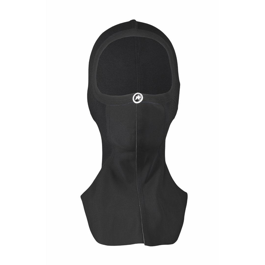 ASSOS FACE MASK ULTRAZ BLACK SERIES