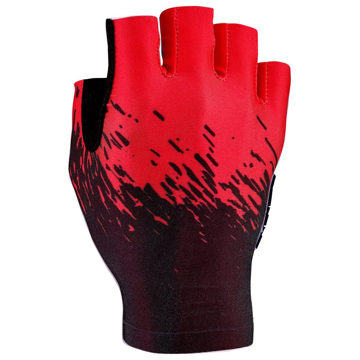 SUPACAZ GLOVE HF SUPAG BLACK / RED