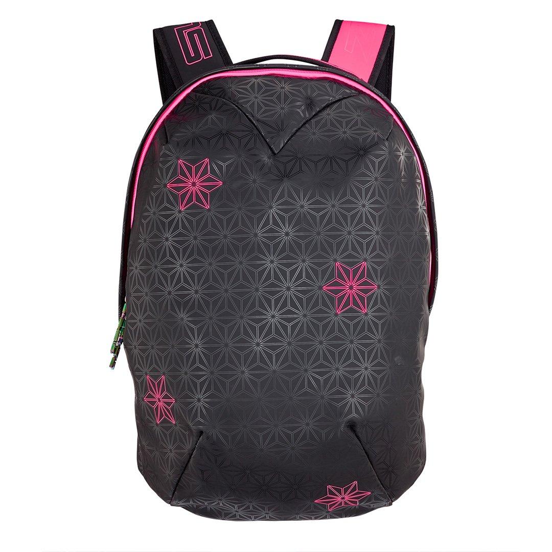SUPACAZ BAG SWAG NEON PINK STARS