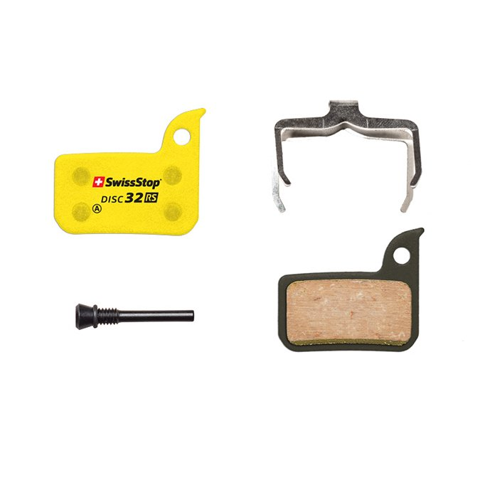 SWISSSTOP BRAKE PAD DISC 32RS SRAM HRD