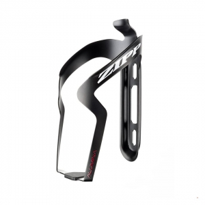BOTTLE CAGE ZIPP ALUMINA ALUMINIUM BLACK - Click for more info