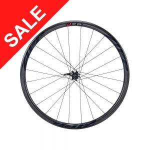 ZIPP WHL 202 CCL DB V2 FRT BLK - Click for more info