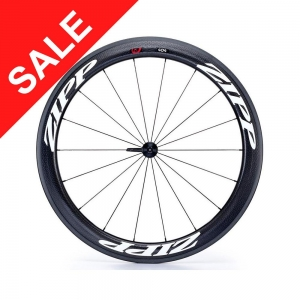 ZIPP WHL 404 TU V3 FRT WHT - Click for more info
