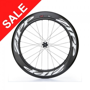 ZIPP WHL 808 TU DB V2 FRT WHT - Click for more info