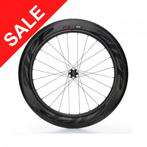 ZIPP WHL 808 TU DB V2 FRT BLK - Click for more info
