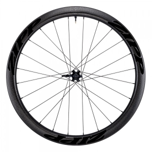 ZIPP WHL 303 CCL DB TL V1 FRT BLK - Click for more info