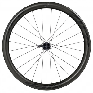 ZIPP WHEEL 302 CCL DB V1 FRONT BLACK - Click for more info
