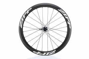ZIPP WHL 303 CCL DB TL V1 650B FRT BLK - Click for more info