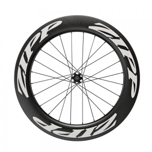 ZIPP WHEEL 808 CCL DB TL V1 FRONT BLACK - Click for more info