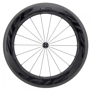 ZIPP WHL 808 CCL RB FRT BLK B1 - Click for more info