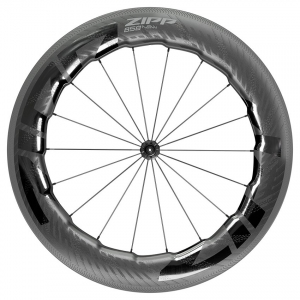 ZIPP WHEEL 858 NSW TUBELESS RB FRONT STD - Click for more info