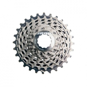 SRAM CASSETTE XG-1090 10SPD SILVER - Click for more info
