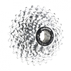 SRAM CASSETTE PG-1070 10SPD SILVER - Click for more info