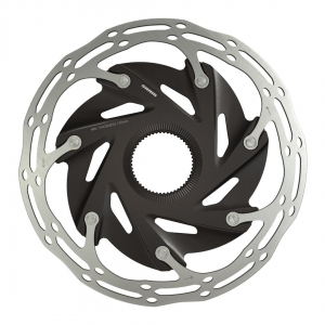 SRAM BRAKE ROTOR XR CENTRELOCK 140MM ROUNDED - Click for more info