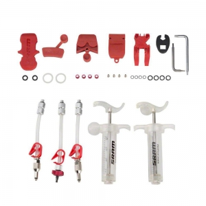 SRAM TOOL BRAKE HYDRO BLEED KIT PRO NO DOT FLUID - Click for more info
