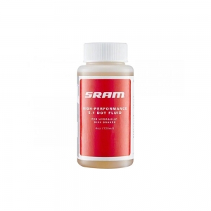 SRAM BRAKE HYDRO FLUID DOT 5.1 4OZ/120ML - Click for more info