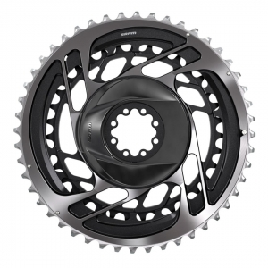 SRAM CHAINRING SPIDER RED AXS DM 46-33T GREY - Click for more info