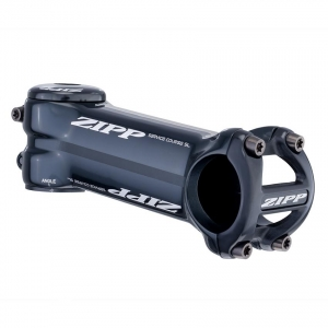 ZIPP STEM SC SL OS 6D POLISHED BLACK - Click for more info