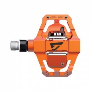 TIME PEDALS SPECIALE 8 ORANGE - Click for more info