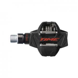 TIME PEDALS ATAC XC 8 BLACK / RED - Click for more info