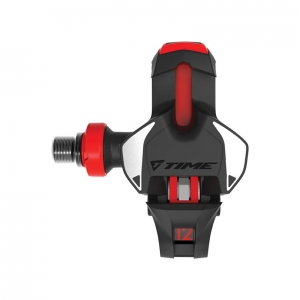 TIME PEDALS XPRO 12 BLACK / RED - Click for more info