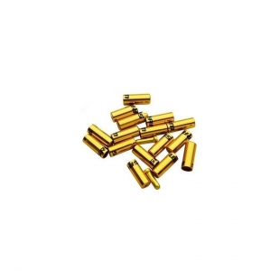 SRAM CABLE FERRULE KIT GOLD - Click for more info