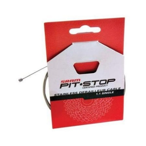 SRAM BRAKE CABLE TT OR TANDEM 1.1MM X 3100MM 1PCE - Click for more info