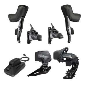 SRAM KIT ROAD 2X12 HYDRO FM FORCE ETAP AXS - Click for more info