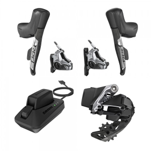 SRAM KIT ROAD 1X12 HYDRO FM RED ETAP AXS - Click for more info