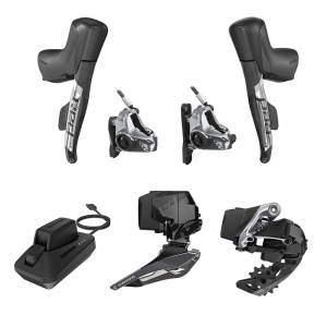 SRAM KIT ROAD 2X12 HYDRO FM RED ETAP AXS - Click for more info