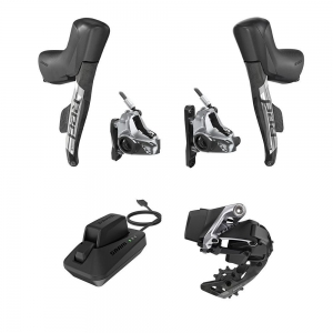 SRAM KIT ROAD 1X12 HYDRO E RED AXS CL - Click for more info