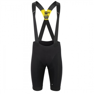 ASSOS EQUIPE RS SPRING FALL BIB SHORTS S9 BLACK SERIES - Click for more info