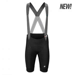 ASSOS SHORTS BIB MILLE GT SUMMER C2 T GTS BLACK SERIES - Click for more info