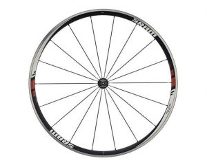 SRAM S27 FRONT 18H BLACK DECALS RIM ONLY - Click for more info