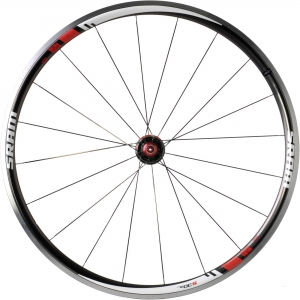 SRAM S30 RACE FRONT 18H GREY DECALS RIM ONLY - Click for more info