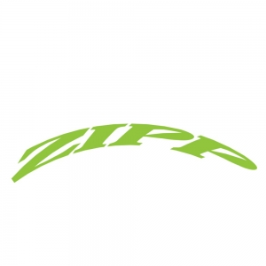 Zipp Rim Decals 202 One Whl K Matt Green - Click for more info