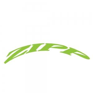 Zipp Rim Decals 404 One Whl K Matt Green - Click for more info