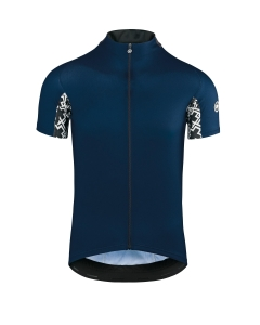 ASSOS JERSEY SS MILLE GT CALEUM BLUE - Click for more info