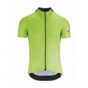 ASSOS JERSEY SS.MILLE GT VISUAL GREEN - Click for more info