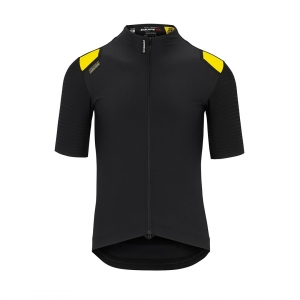 ASSOS EQUIPE RS SPRING FALL AERO SS JERSEY BLACK SERIES - Click for more info