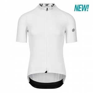 ASSOS JERSEY SS MILLE GT SUMMER C2 HOLY WHITE - Click for more info
